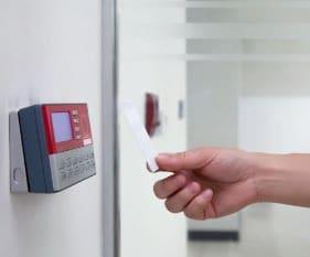 Servicio - Control de accesos