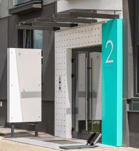 Servicio - Puertas automáticas para portales